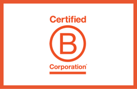 Certified B Corporation Logo