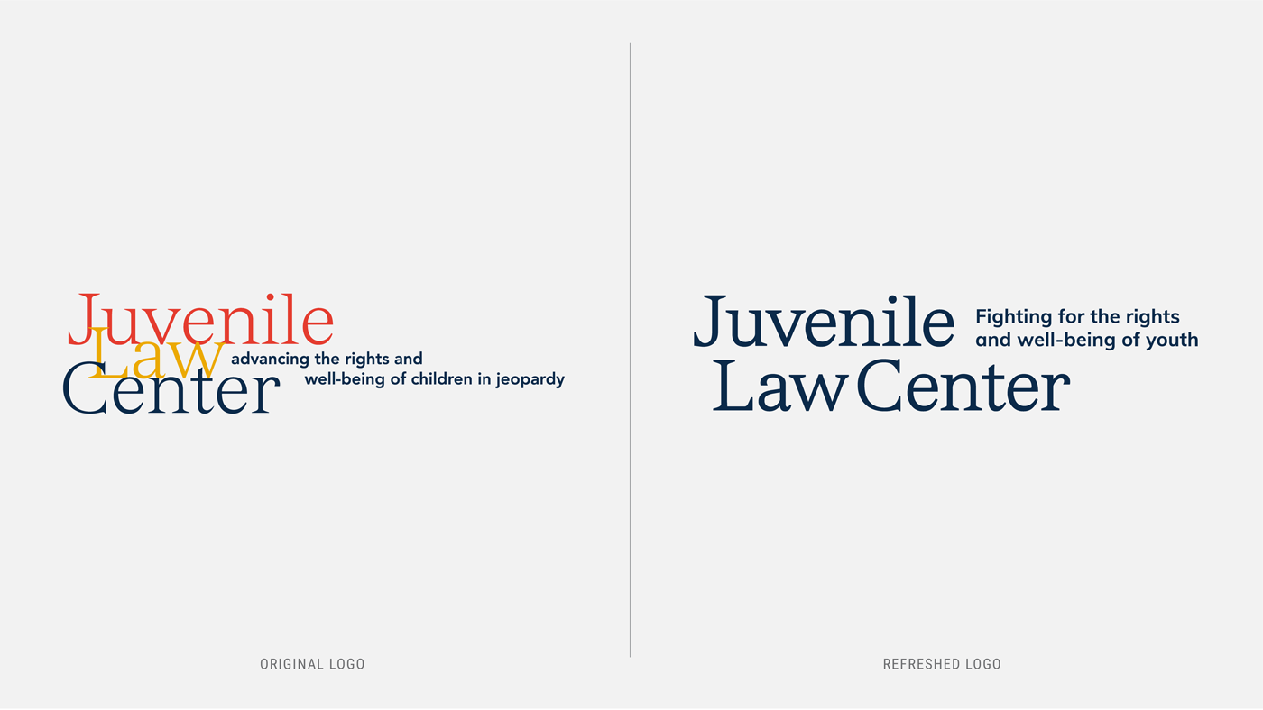 JLC Logo Before and After Study