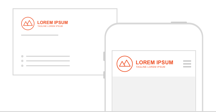 Logo Placement Analysis -Mobile vs. Business Card