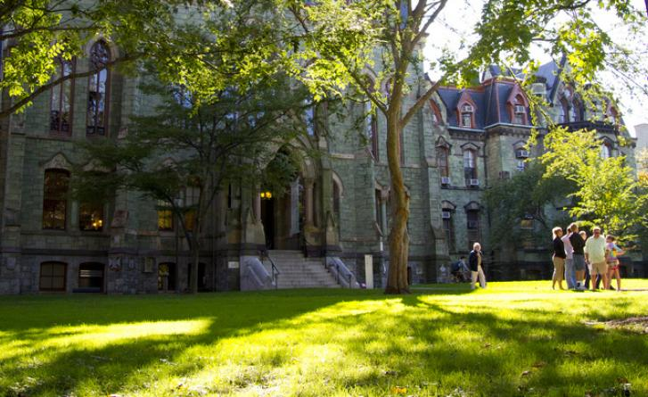 Image of building at University of Pennsylvania